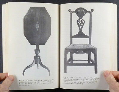 American Antique Country Furniture - Winterthur Conference Study