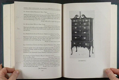 Haskell Collection of Colonial American Furniture & Antiques -6 vols. - HB 1944