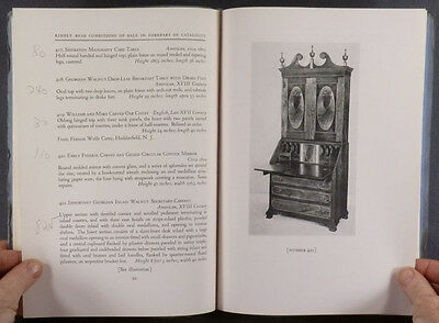 Haskell Collection - Antique American Furniture & Antiques -6 volumes softcover
