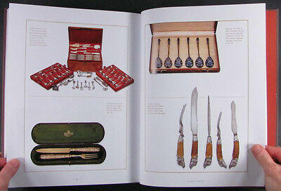 Antique Silver Cutlery & Silverware & Serving Pieces & Knives - Cooper Hewitt