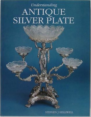 Antique English Silver Plate Silverplate Silverplated Wares