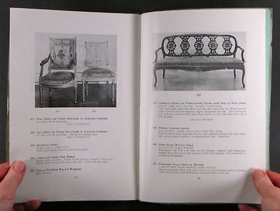 French Antique Furniture & Antiques - Bader Collection -Gimbel Brothers 1942