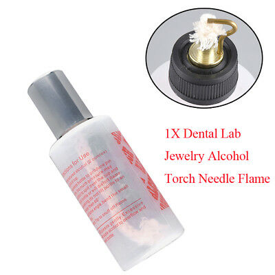 Compact Dental Lab Jewelry Alcohol Torch Needle Flame Fashion Design Clinic Lab
