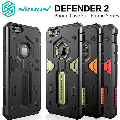 Shockproof Tough Armor Hybrid Protective Case Cover For iPhone Xs Max XR X 6S 8