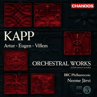 Kapp: Kapp Family Orchestral Works (CHAN 10441)