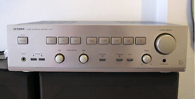 Luxman Stereo integrated Amplifier A-371