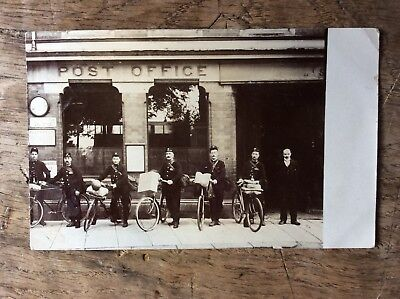Post Office. Wellington. Early Rp