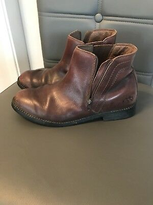 Harry Hall Jodhpur Boots Size 7.  Brown