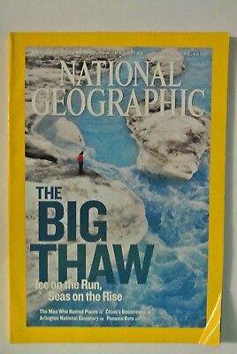 National Geographic Magazine. June, 2007. The Big Thaw. Ice on the Run Seas Rise