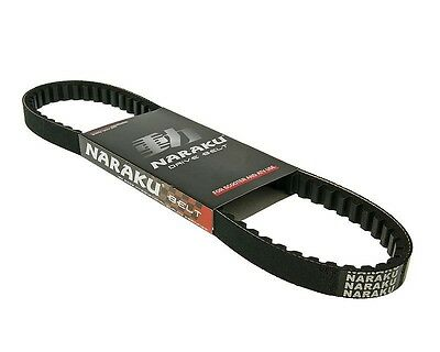 Belt Drive Belt Naraku for PEUGEOT SPEEDFIGHT Elyseo 765x17.5 765 x 17,5
