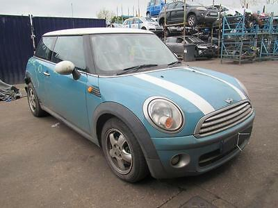 2008 Mini Cooper D Salvage Category D 055528