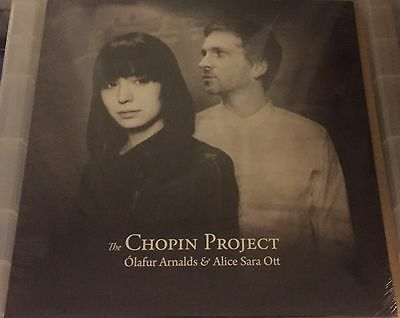 The Chopin Project - Olafur Arnalds Alice Sara Ott New & Factory Sealed LP Vinyl