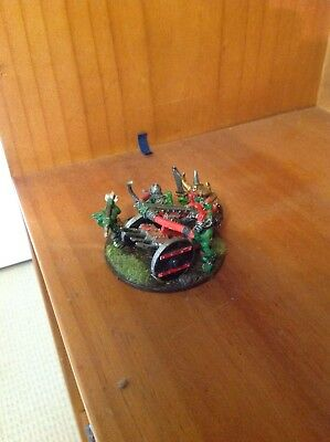 Warhammer Fantasy Painted Orcs And Goblins Spear Chukka