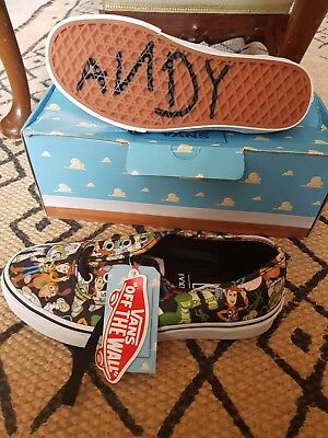 toy story vans disney adult