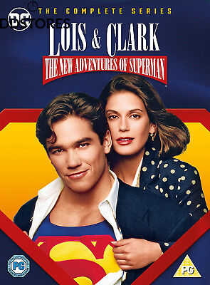 Lois & Clark - The New Adventures Of Superman: Complete Series [Edizione:...