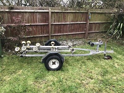 Jet Ski roller Trailer motorbike quad conversion maybe