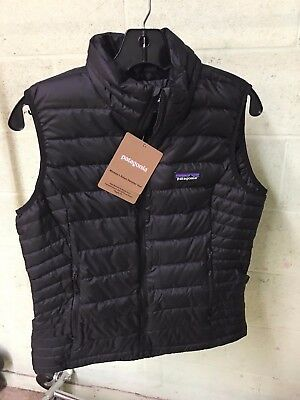 Patagonia Women's Down Sweater Vest Black Nwt - Style 84628
