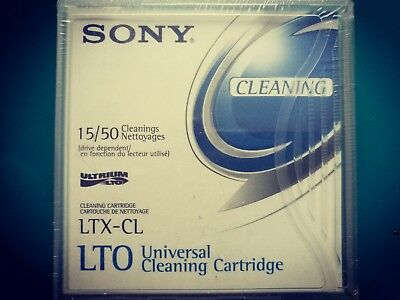 Sony LTX-CL Universal Cleaning Cartridge
