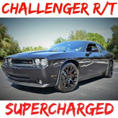 2009 Dodge Challenger R/T HEMI SUPERCHARGED ***LOOK*** 2009 Dodge Challenger R/T HEMI SUPERCHARGED