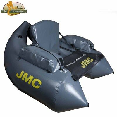 Float Tube Jmc Commando Gris Complet