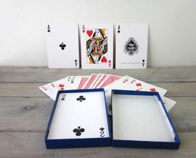 A4 Giant Jumbo Plastic Coated Playing Cards Deck 28 cm Outdoor Garden Family