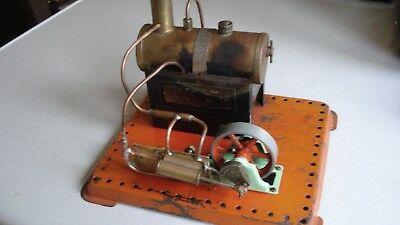 Mamod double acting  Stationary Steam Engine