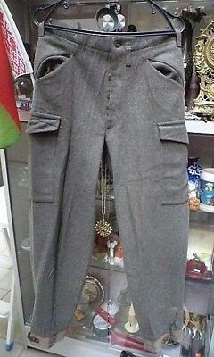 Pants Army of Sweden 1941, size 48/4 RARE