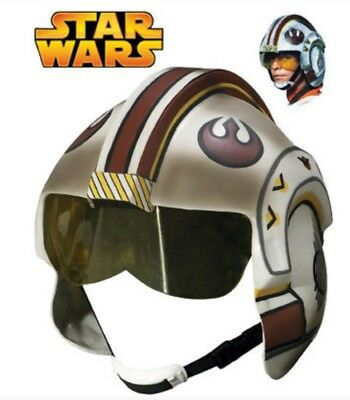 Star Wars  X-Wing Fighter Helmet Rubies 65007 Collectors Edition