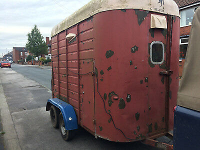 horse box project