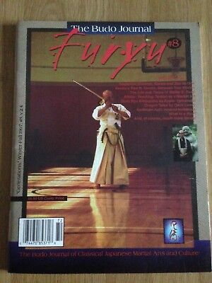 Furyu - The Budo Journal - No.8 - Karate, Judo, Aikido, Kendo, Jujutsu
