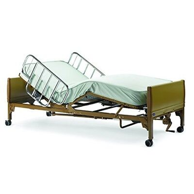 Drive/Invacare Hospital Bed Semi- Electric Bed