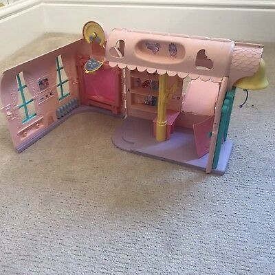 G1 Vintage My Little Pony School House Poor Condition For Restoration Or Play