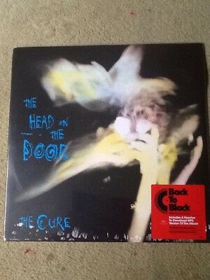 The Cure The Head On The Door Vinyl New And Sealed Inc Download Code