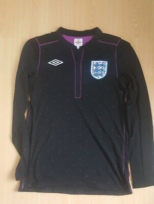 England football goalkeeper shirt 2010/11 retro