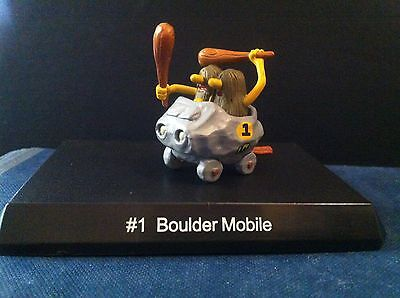 Konami Wacky Races series - Boulder Mobile ##new and sealed but no box##
