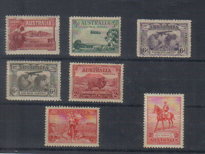Australia Small early mint collection