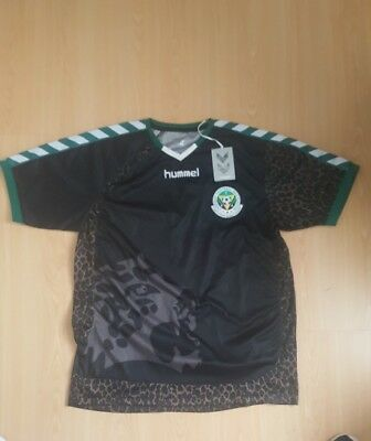Zanzibar football shirt 2008/9 Retro New with Tags Medium