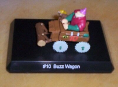 Konami Wacky Races series - Buzz Wagon ##new and sealed but no box##