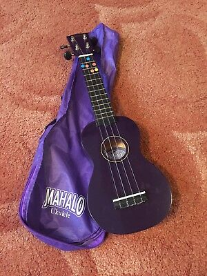 Maholo Ukulele In Excellent Condition