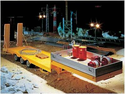 Heavy Duty Trailer / Revell 1:25