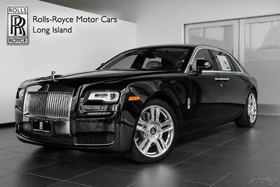 2015 Rolls-Royce Ghost EWB (Certified Pre-Owned) Unlimited Miles Warranty Including Maintenance Expires - 04/30/2019