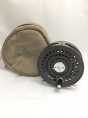 Orvis 123 CFO Fly Reel Minty Made In England