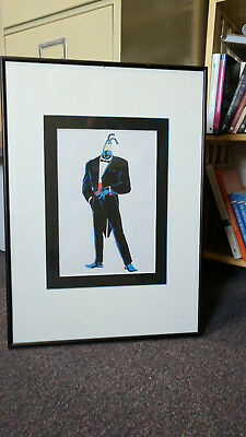The Tick - Original Portrait in Tuxedo