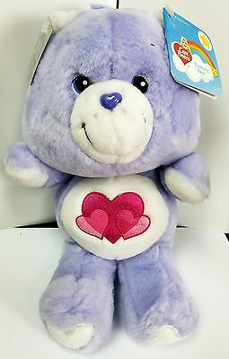 20th Anniversary 10'' HARMONY CARE BEAR * MINT W/ TAGS *RARE* 1st of 100 Pieces