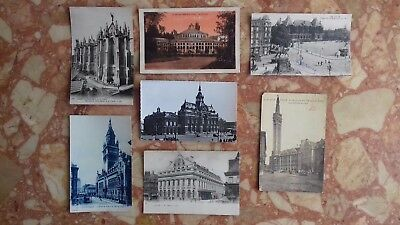 Lot de 7 cartes postales  CPA  departement  Nord 59