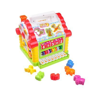 TG665 - Musical House Learning Toy with Lights and Sounds