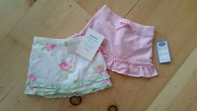 Carter's and Koala Kids baby girl 9 month and 6/9 month skirt lot