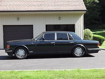 1989 Bentley Turbo R  1989 bentley turbo r