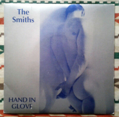 "THE SMITHS Hand In Glove - Original UK 7"" Single - Solid- Manchester Address"