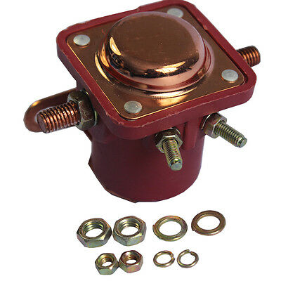 New Red Solenoid  Relay SW3 - SNL135 12V Heavy Duty for Ford Starter Car Truck